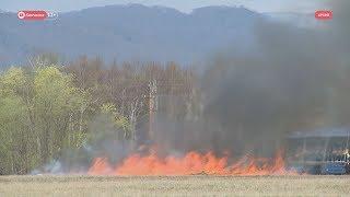 К сезону пожаров и паводков Камчатка готова