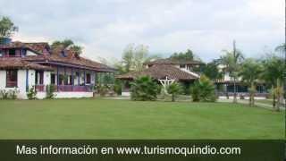 Finca Hotel El Percal - Montenegro - Quindio