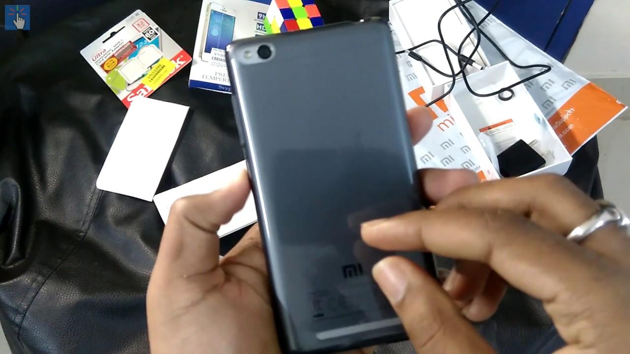 quality design 13a6f 257fc Original Soft Back Case for Redmi 3S / 3S Prime - Quick Review |  Semi-Transparent Back Cover