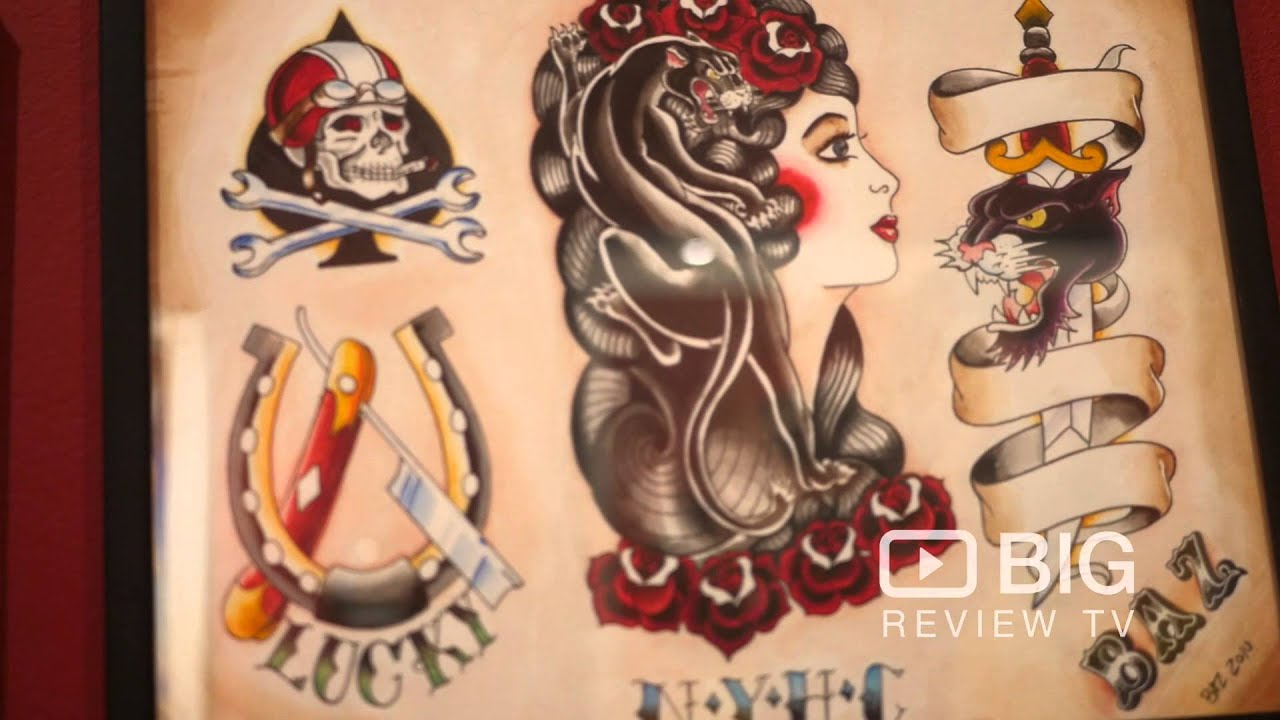 Clash city tattoo shop in new york ny offering tattoo for Tattoo shops in new york
