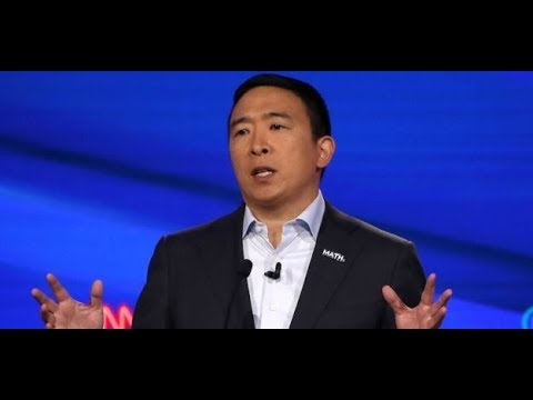 Is This Andrew Yang's Best Debate Moment?