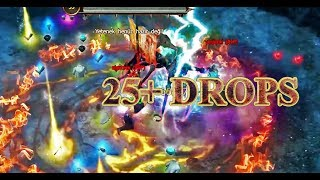 Drakensang Online 25+ Inf3 Magotina Drops (New Moon Event)