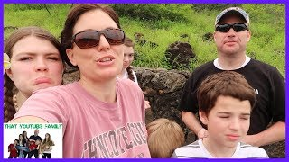 Last Day In Hawaii! We saw what!?/ That YouTub3 Family