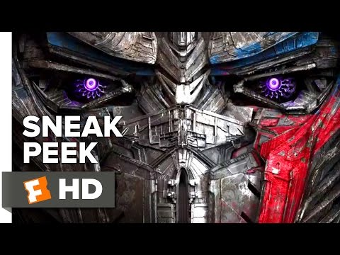 Transformers: The Last Knight Official Production Announcement Video (2017) - Movie HD