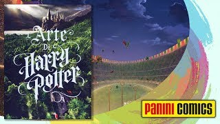 LArte di Harry Potter - Il nuovo super libro Panini Comics