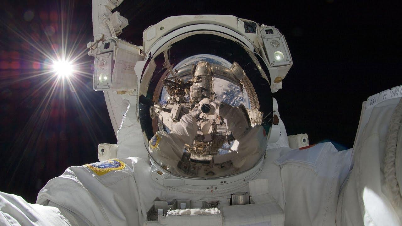 The Best Space Selfies Of History YouTube - The 10 best selfies in history
