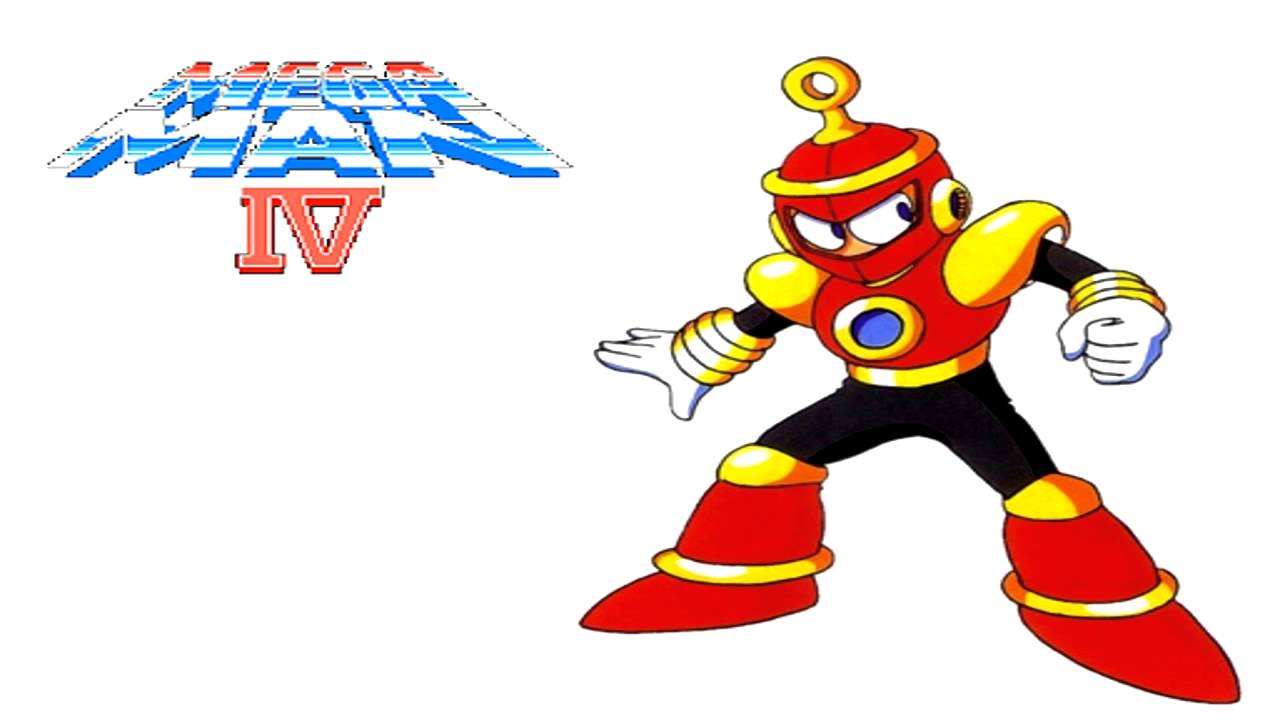 Mega Man 4 Ring Man Stage Sega Genesis Remix Youtube