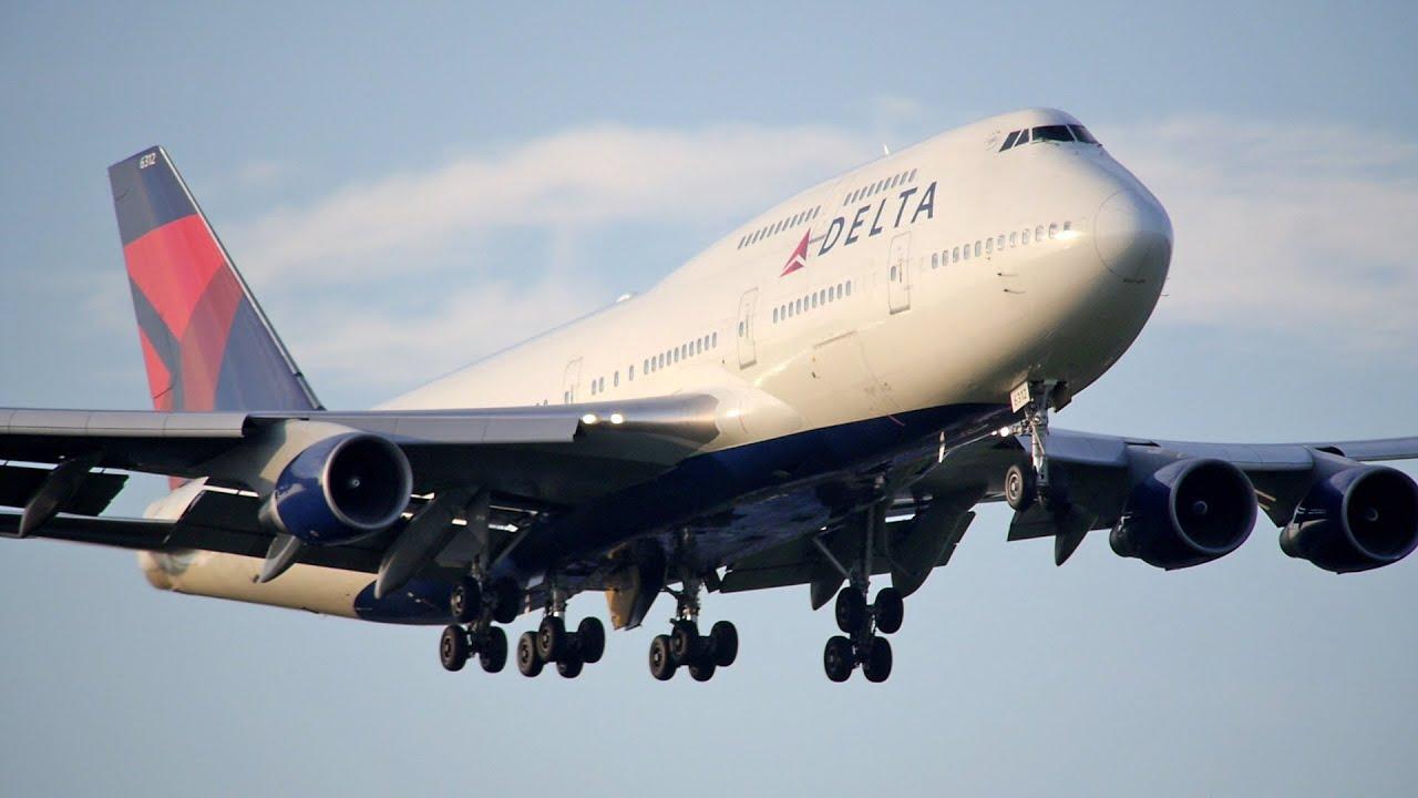 Resultado de imagen para Boeing 747-400 Delta United