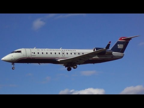 YQBspotting Compilation #4 : Regional Jets (E175,E145,CRJ9,CRJ2)