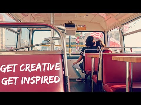 TRAVEL VLOG | GET CREATIVE, GET INSPIRED (LIVERPOOL, ENGLAND)