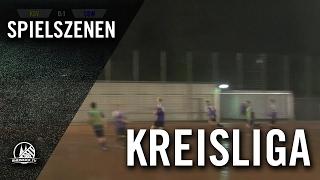 KSV Heimersdorf - SG Köln-Worringen III (Kreisliga D, Staffel 1, Kreis Köln) - Spielszenen
