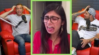 Brendan Schaub REACTS to Mia Khalifa Making $12k for Videos