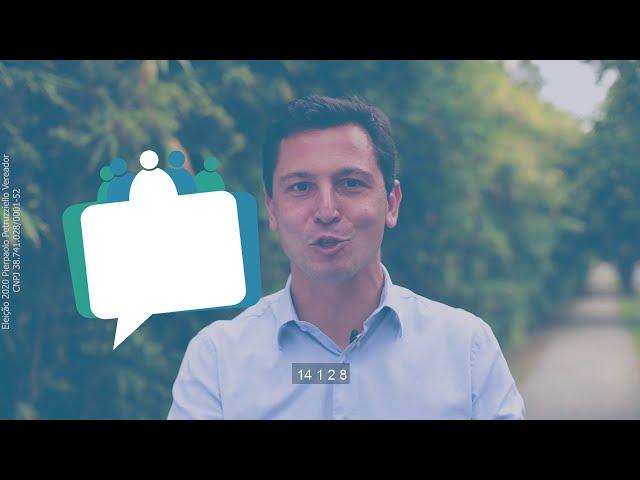 Campanha Eleitoral 2020 - Pier Petruzziello - Apresentação