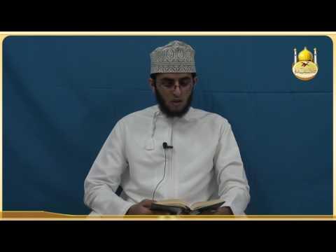 (٢٥) قطوف رمضانية٢: تلاوة من سورة الفرقان