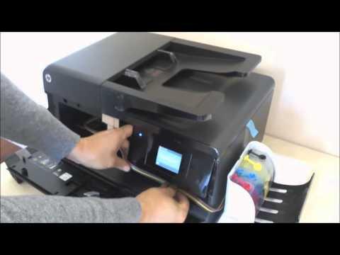hp pro 8620 printer manual