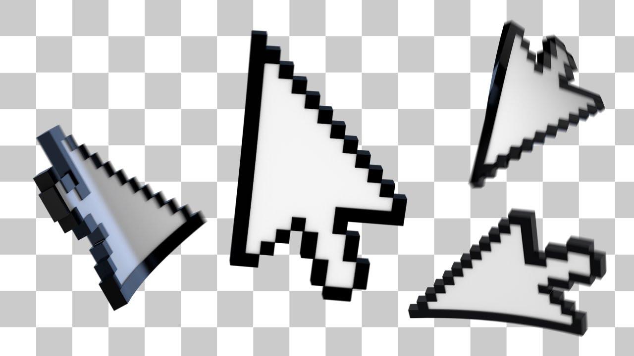 Style cursor pointer none