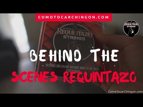 Behind The Scenes Of Requintazo Strings
