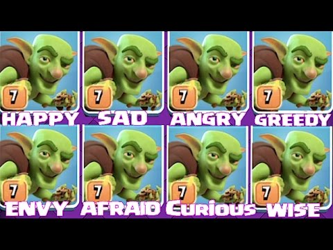 NO MORE EVENTS!?!😀ALL GOBLIN CHALLENGE!!🔸Clash Of Clans
