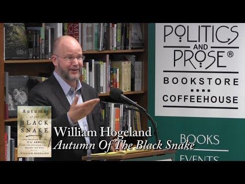 """William Hogeland, """"Autumn Of The Black Snake"""""""