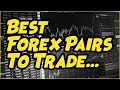 Best Forex Pairs To Trade - Best Pairs for Scalping & Trend Trading