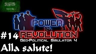 Geopolitical Simulator 4 Arabia Saudita ITA: #14