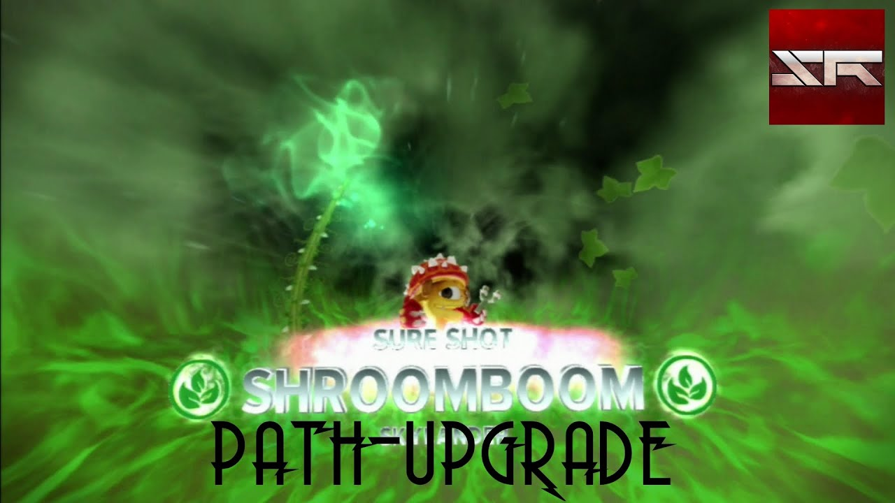 Path Upgrade #1 - Sure Shot Shroomboom - Skylanders Trap Team - [German/HD]