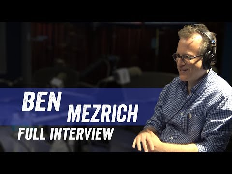 Ben Mezrich - 'Woolly', Turning Books Into Movies, Facebook - Jim Norton & Sam Roberts Show