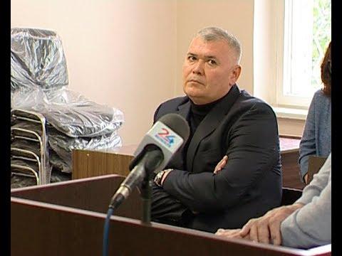 В городском суде стартовал процесс над экс начальником «шестого отдела» УВД