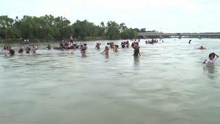 Padre e hija mueren al intentar cruzar el Río Bravo para llegar a Estados Unidos