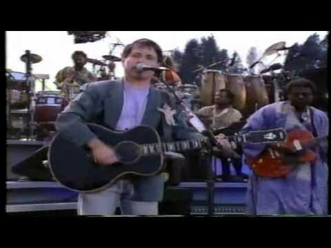 Paul Simon Live in Central Park 1991