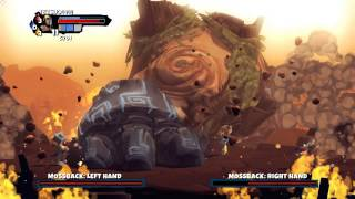 Sacred Citadel - Boss 1 (Warrior)