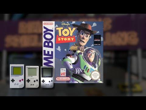 Gameplay : Toy Story [Gameboy]