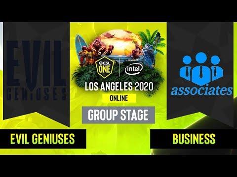 EG vs business associates vod