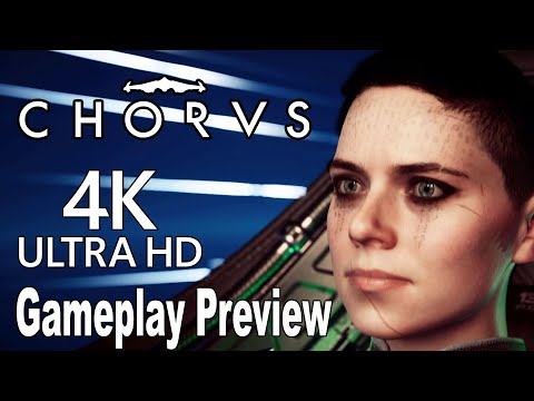 Chorus - Gameplay Preview [4K]