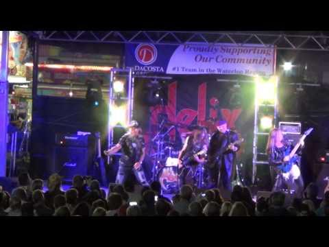 Helix MetalBand 2014 Cambridge Fall Fair