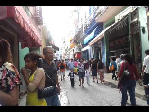 Video recorrida Habana vieja