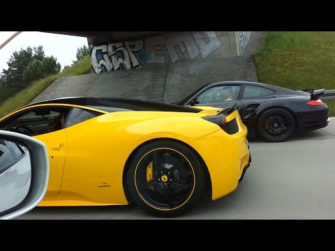 Ultimate Ferrari Sound Compilation - Best of Ferrari Sounds -
