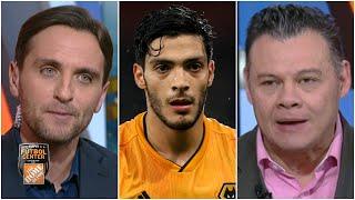 Raúl Jiménez volvió a anotar con los Wolves ¿Hace falta en el Atlético de Simeone | Futbol Center