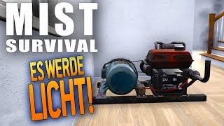 Mist Survival #022 | Generator - Strom & Licht | Gameplay German Deutsch thumbnail