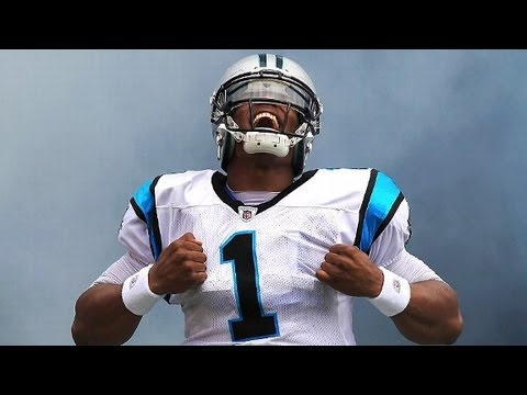 Crazy Cam Newton Stats 100% Completion (All Madden)