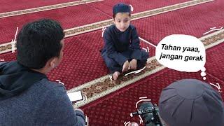 Download Jadi Kayak Gini, Proses Shooting Shalawat Al-I'tirof