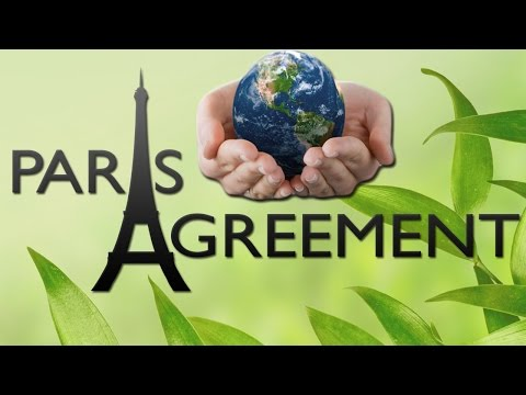 Paris Agreement on Climate Change - UNFCCC - COP 21- IAS/UPSC/PSC