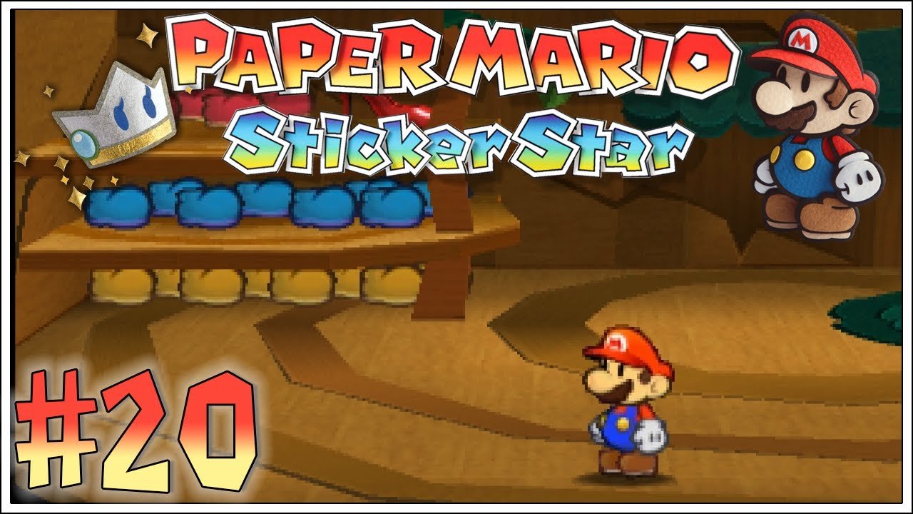 paper mario sticker star damp oasis help This video shows the location of all 64 thing items in paper mario sticker star on the 2-4 damp oasis 14 paper mario: sticker star walkthrough 4.