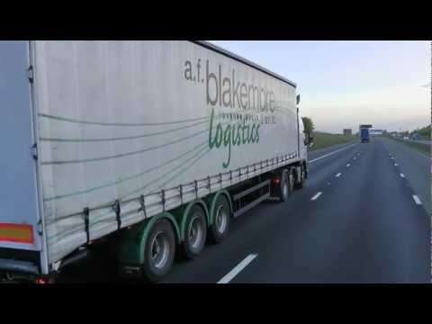 Blakemore Logistics Volvo 440