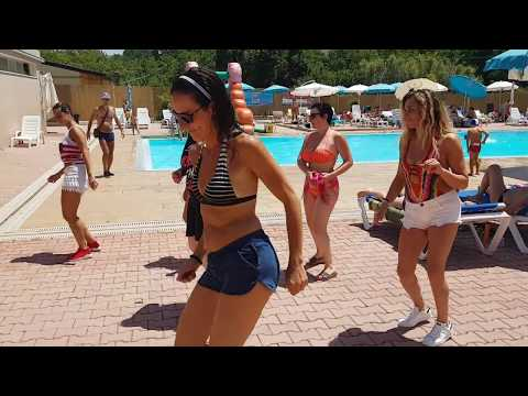 Baby K - Da zero a cento Zumba choreography