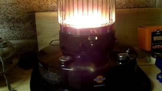 Kero-Sun Moonlighter: 3 in 1 Heater, Cooker and Lantern!