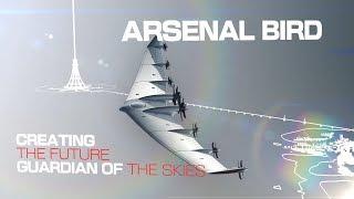 ACE COMBAT 7: SKIES UNKNOWN - Arsenal Bird Trailer | PS4, PSVR, X1, PC