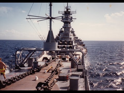 USS Wisconsin - The last Battleship