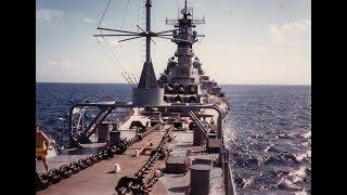 USS Wisconsin - The last Battleship