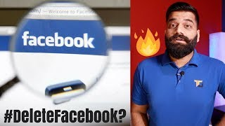 #DeleteFacebook? The Big Controversy 🔥🔥🔥